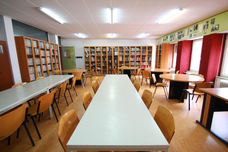 Biblioteca Conservatorio Cartagena