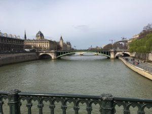 Erasmus+ en París.